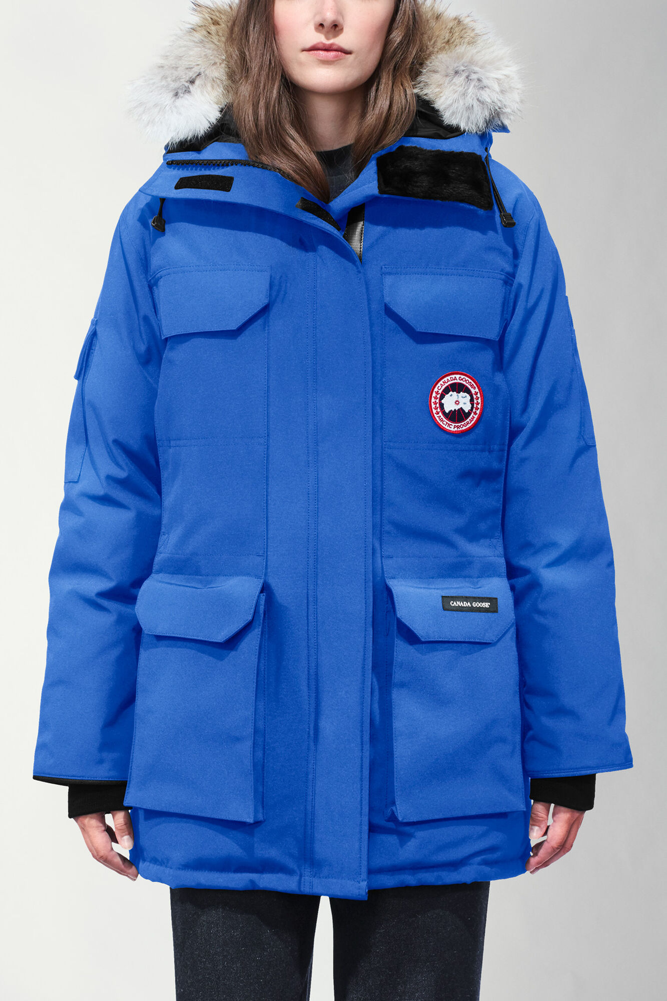 Women's Polar Bears International PBI Expedition Parka | Canada Goose®