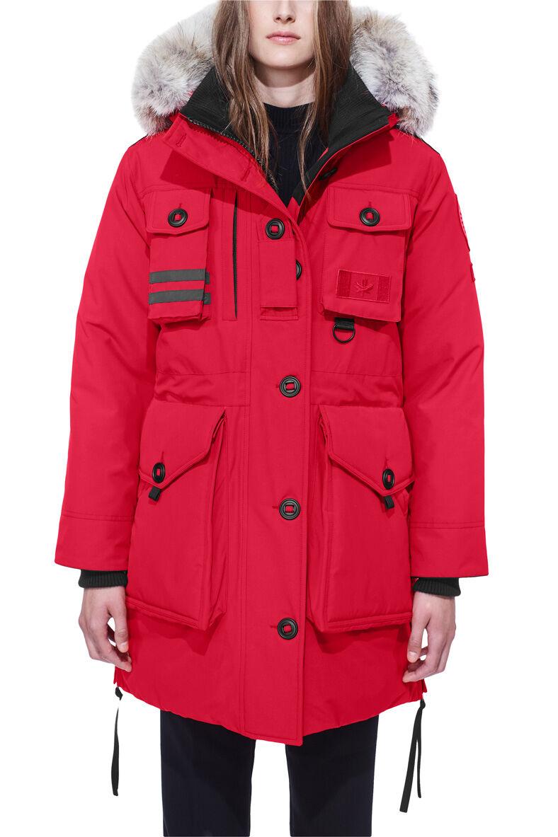 canada goose sylvan vest red
