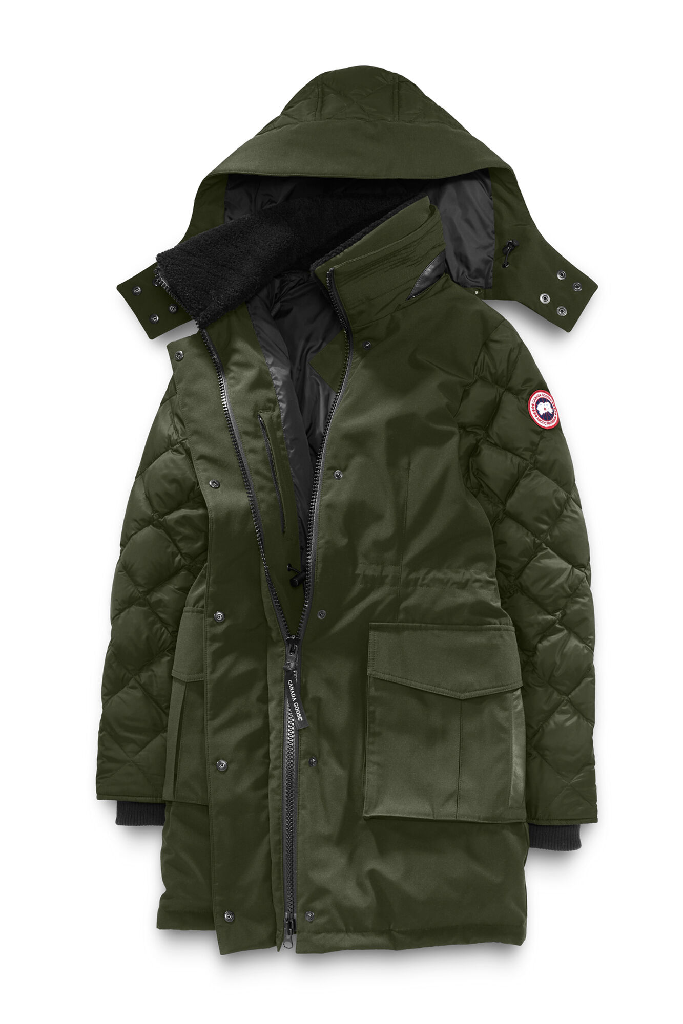 canada goose outlet parka militaire homme. Black Bedroom Furniture Sets. Home Design Ideas