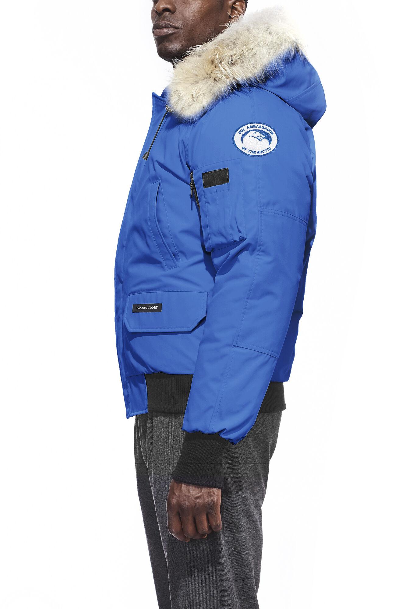 Men S Polar Bears International Pbi Chilliwack Bomber