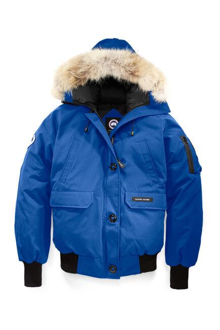 Canada Goose Parka Blue