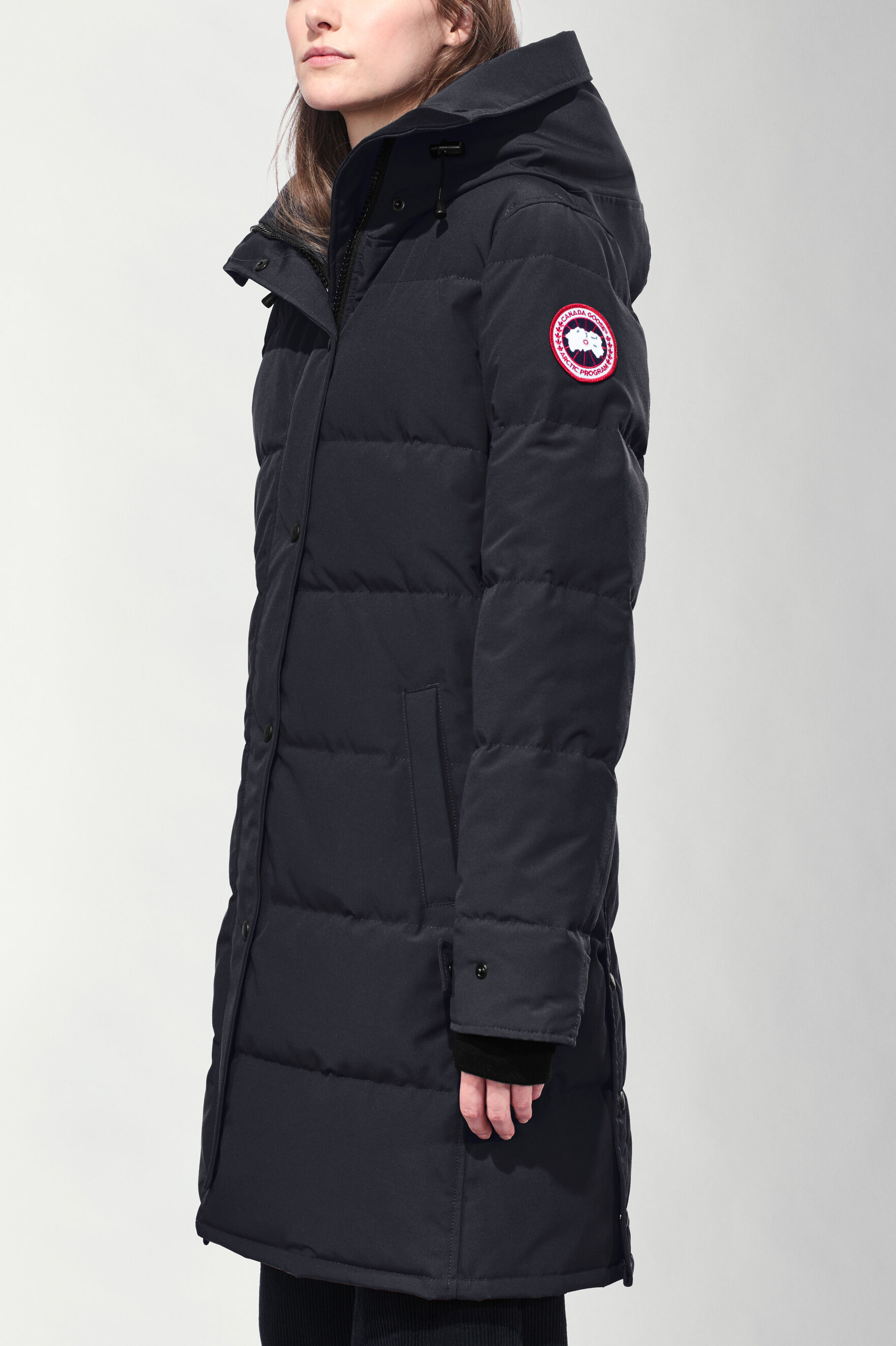 canada goose fur attachment