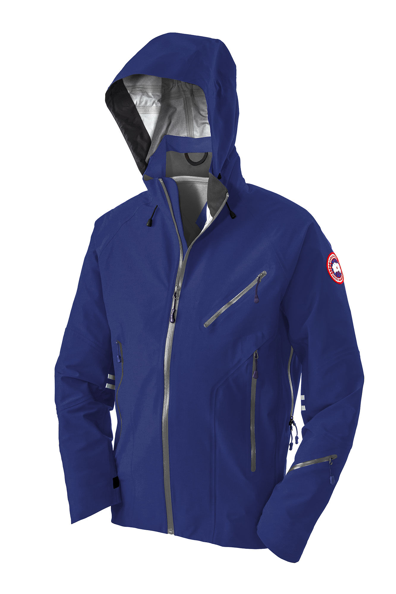which canada goose jackets are waterproof