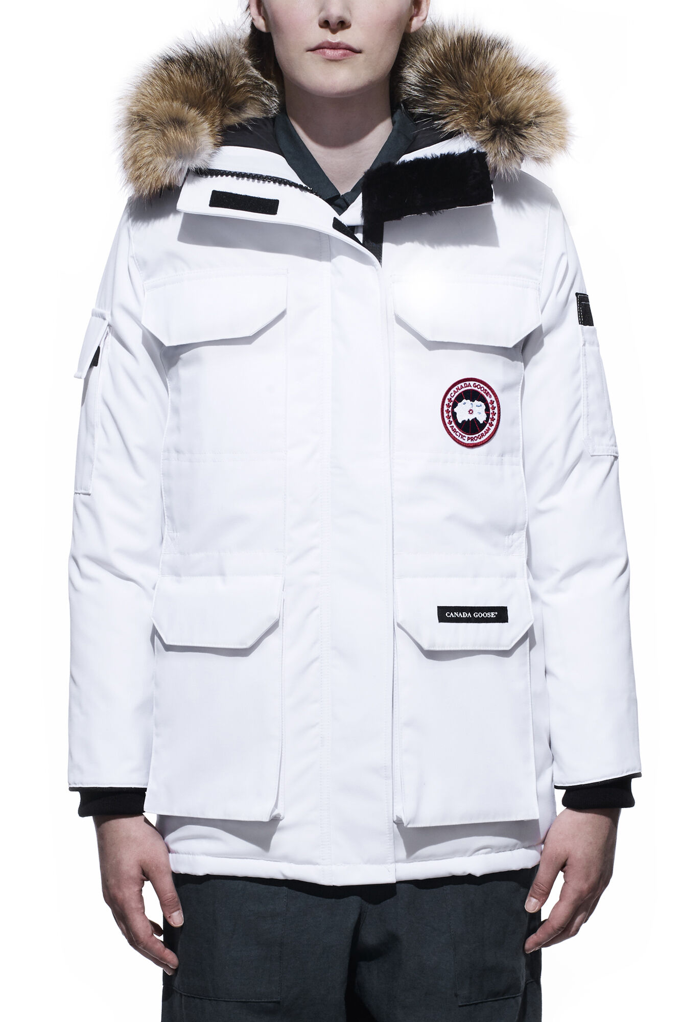 canada goose expedition parka xs