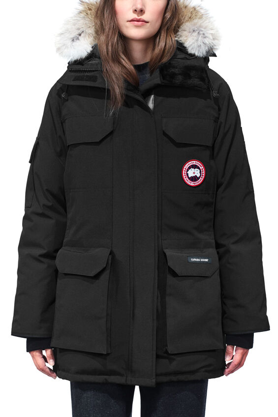 canada goose expedition parka 4565m navy