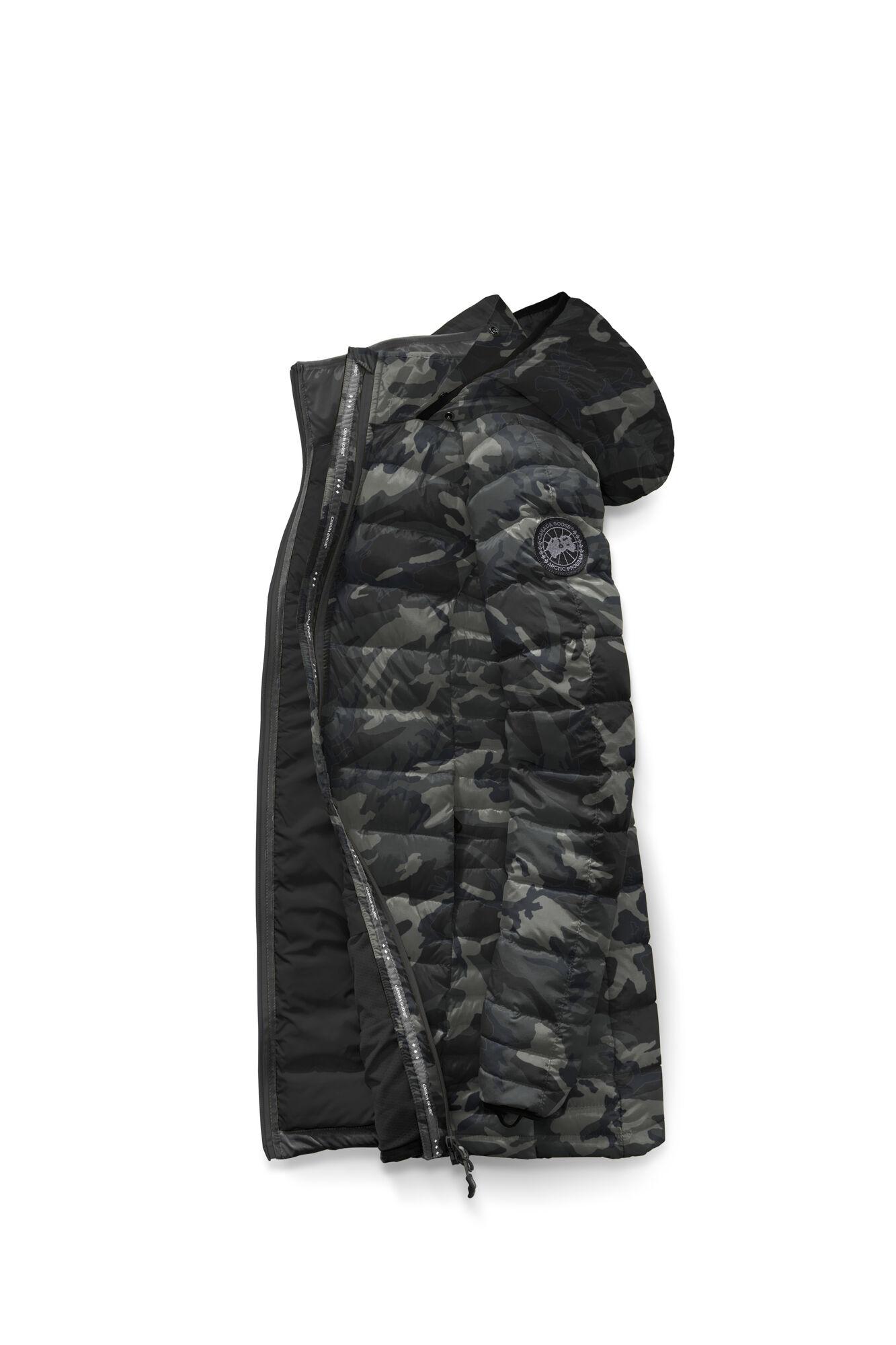 Brookvale Hooded Coat Black Label | Canada Goose®