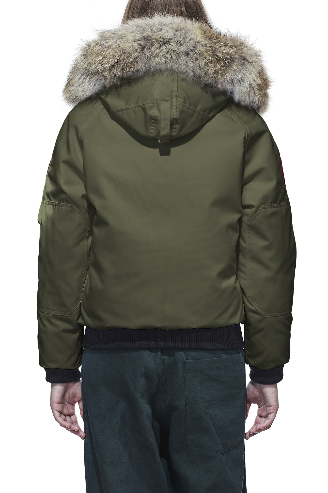canada goose program jacket