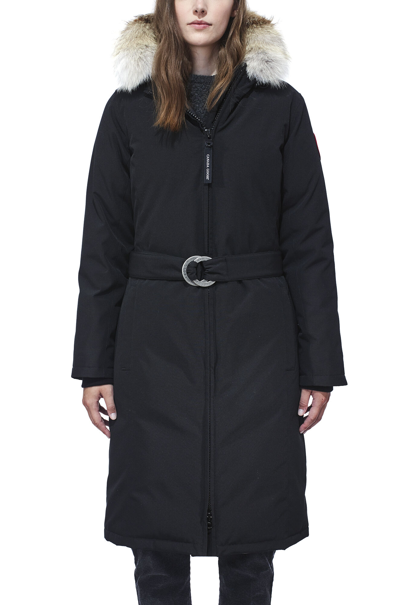 canada goose whistler parka reviews