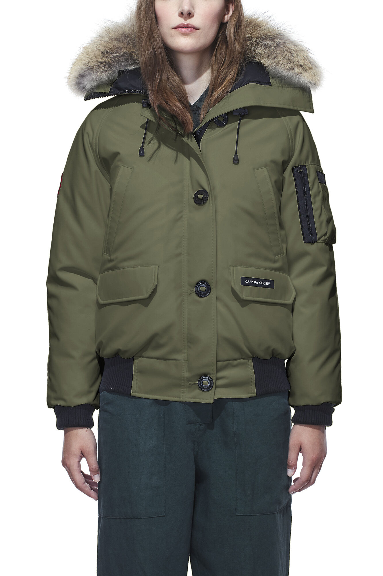 Women's Arctic Program Chilliwack Bomber | Canada Goose®