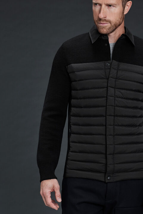 Men's HyBridge Knit Shirt | Canada Goose
