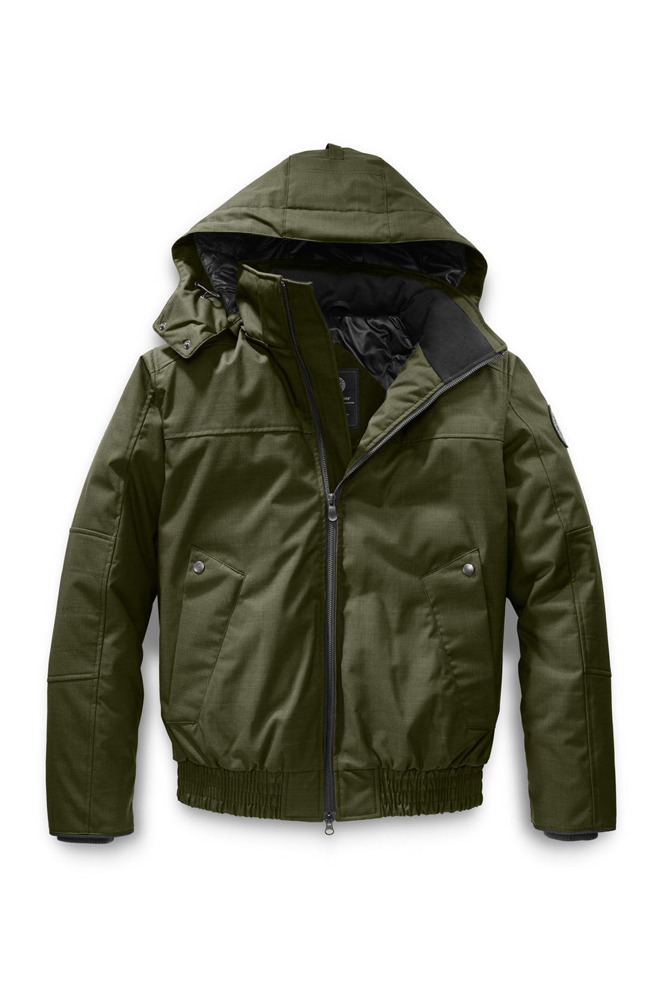 canada goose jacket dry cleaning