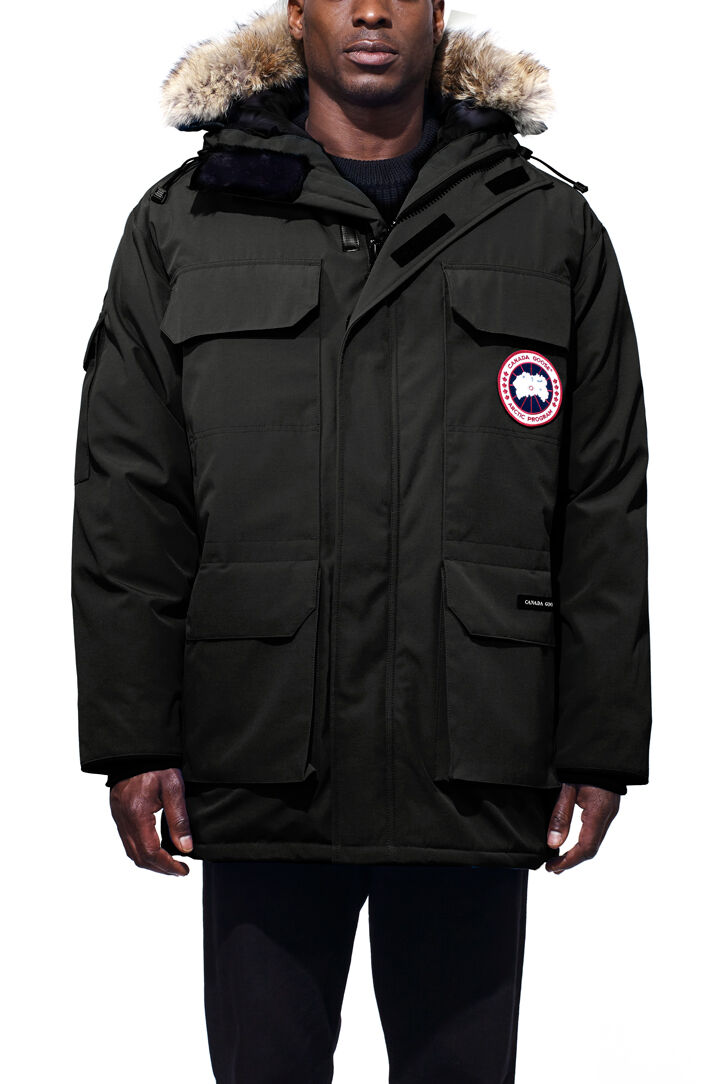 canada goose parka expedition review