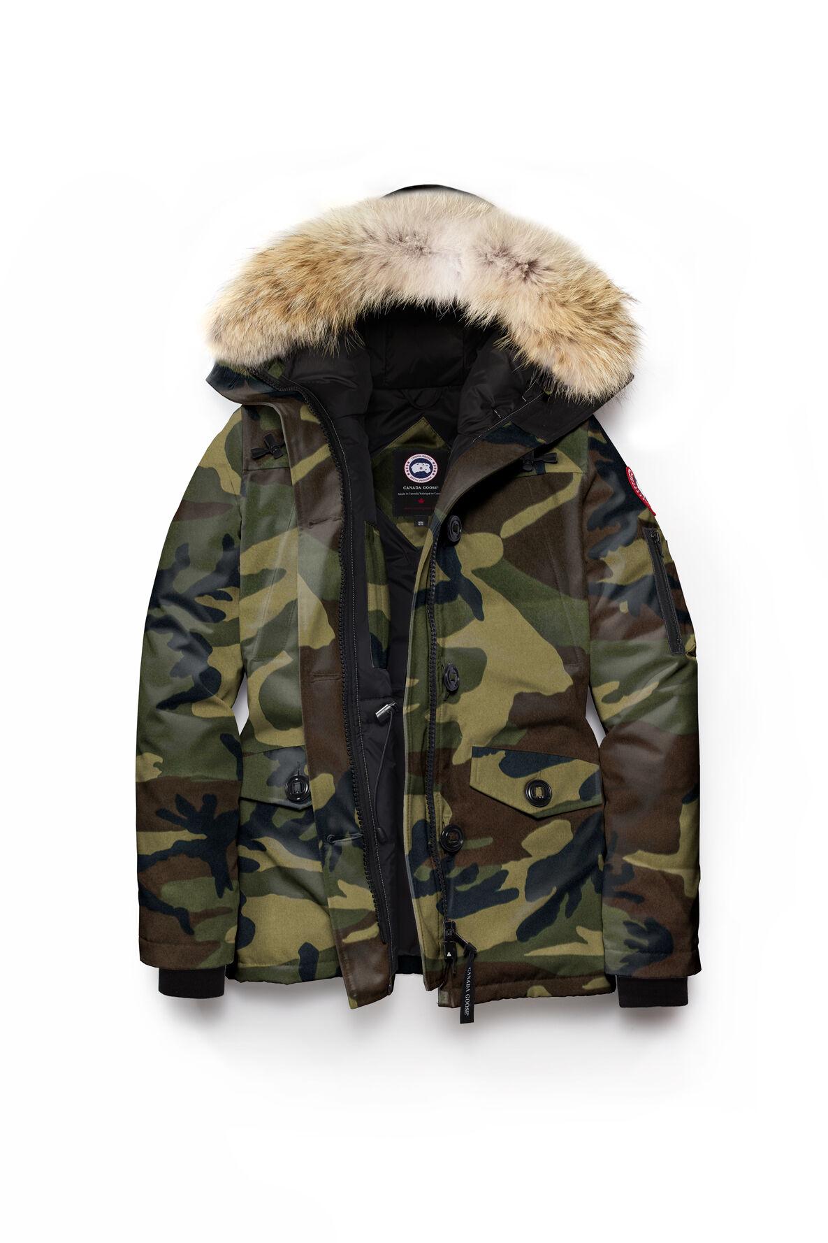 Women's winter jackets canada goose
