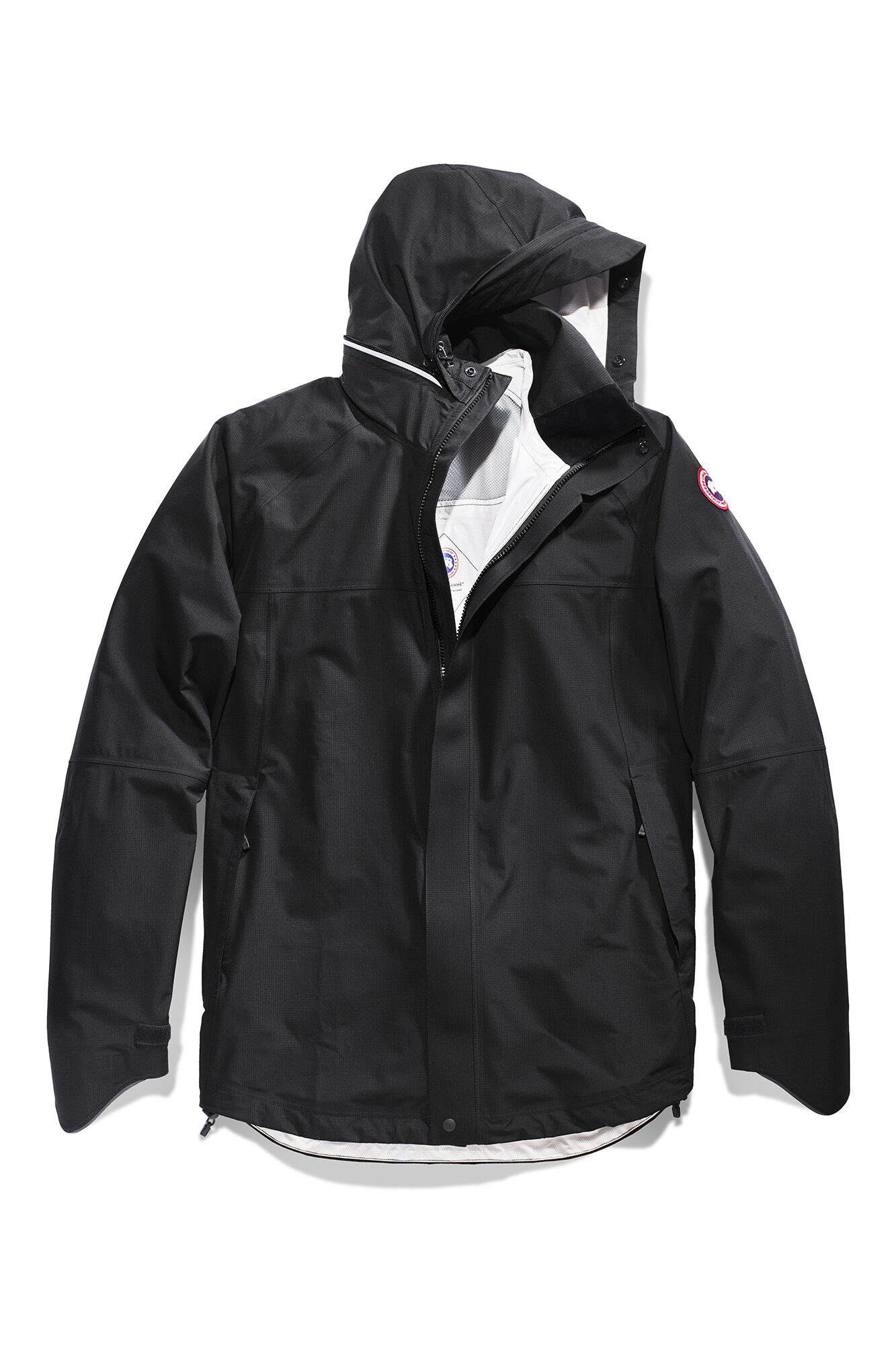 canada goose waterproof shell