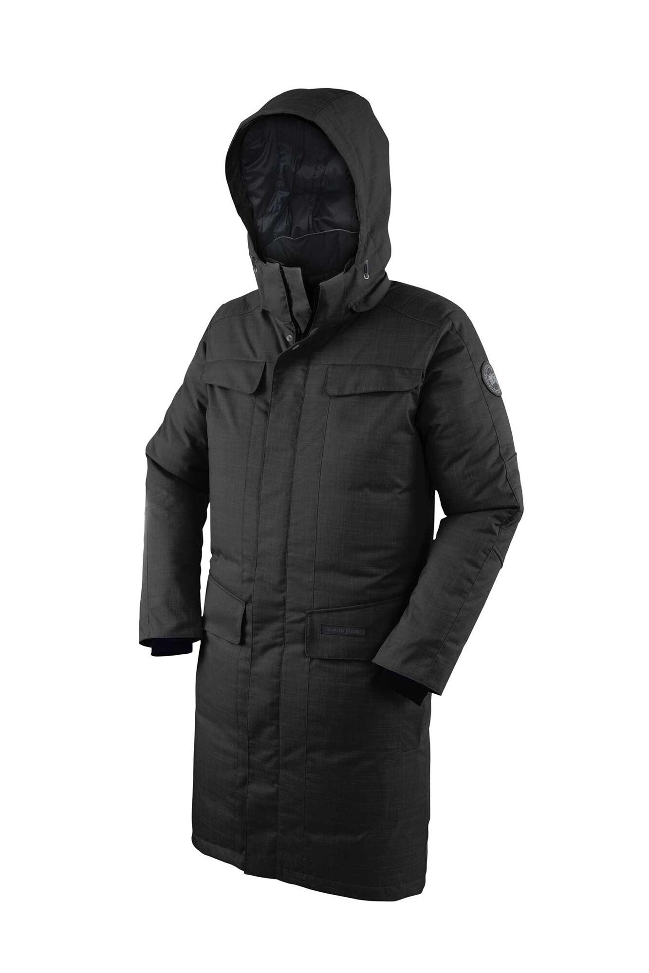 Harrison Coat Black Label | Canada Goose®