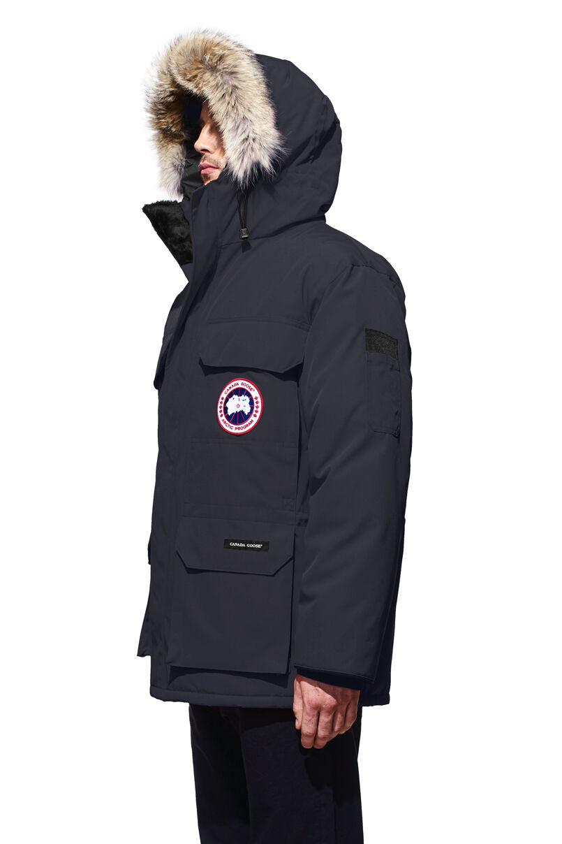 Canada Goose Expedition Parka verde