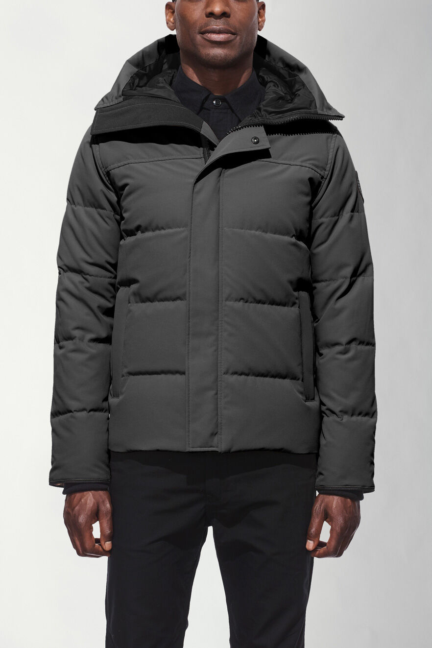 canada goose black label heren
