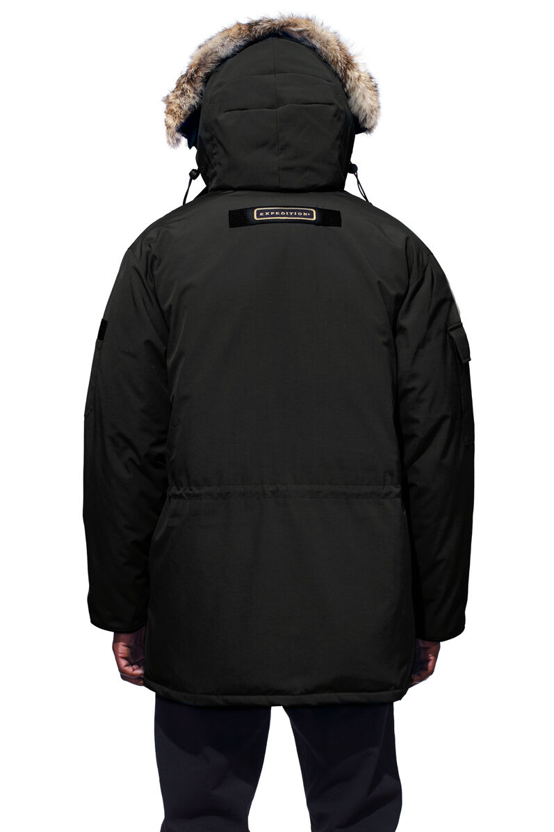 Arctic black ice edition down jacket