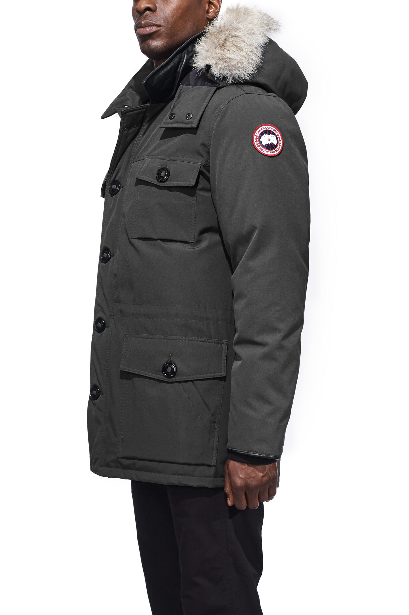 canada goose parka grey. Black Bedroom Furniture Sets. Home Design Ideas
