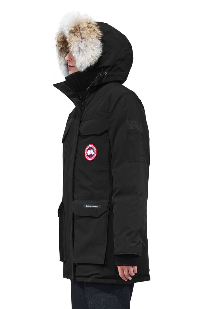 What is parka for