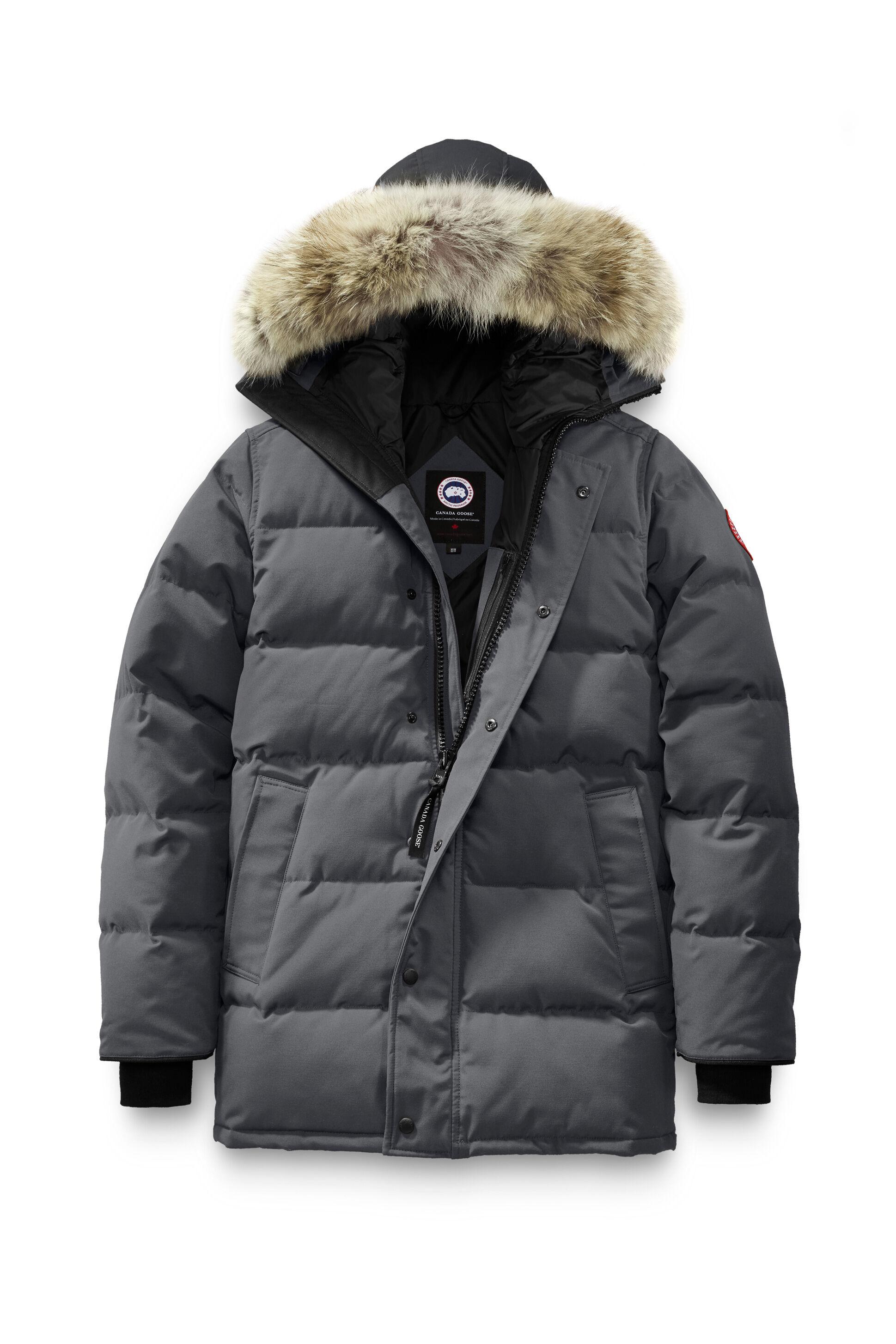 canada goose parka jakke
