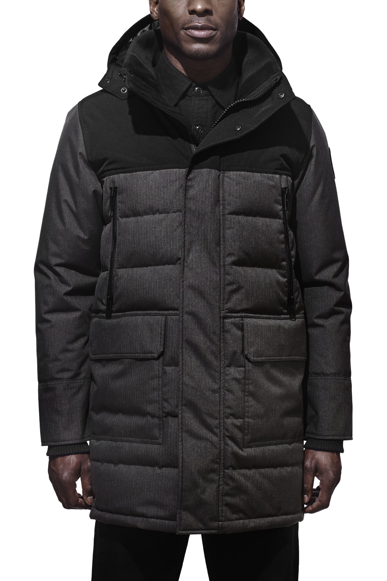 Greenland parka light herren