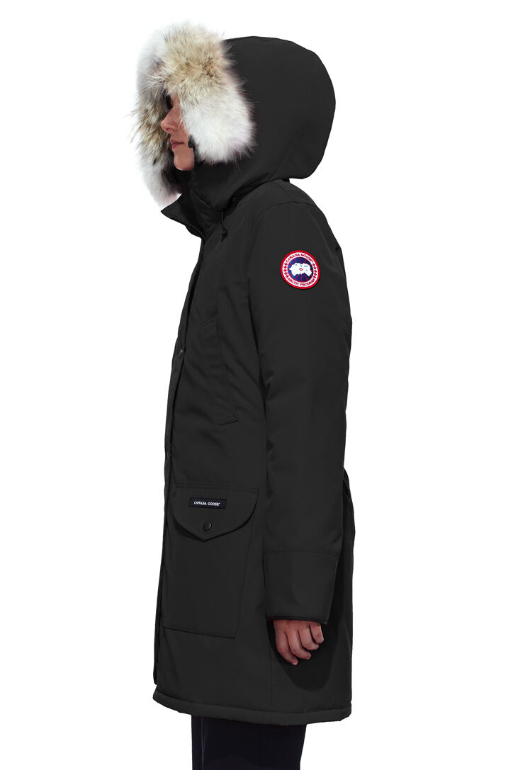 cleaning my canada goose jacket