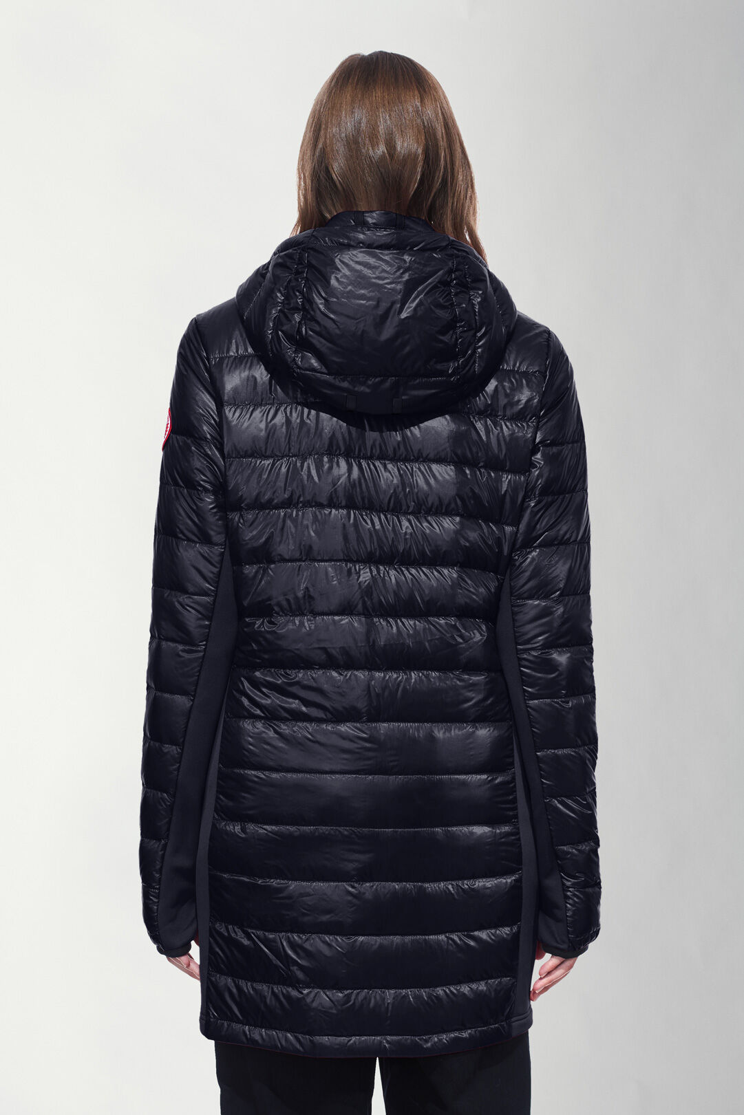 canada goose lite long jacket