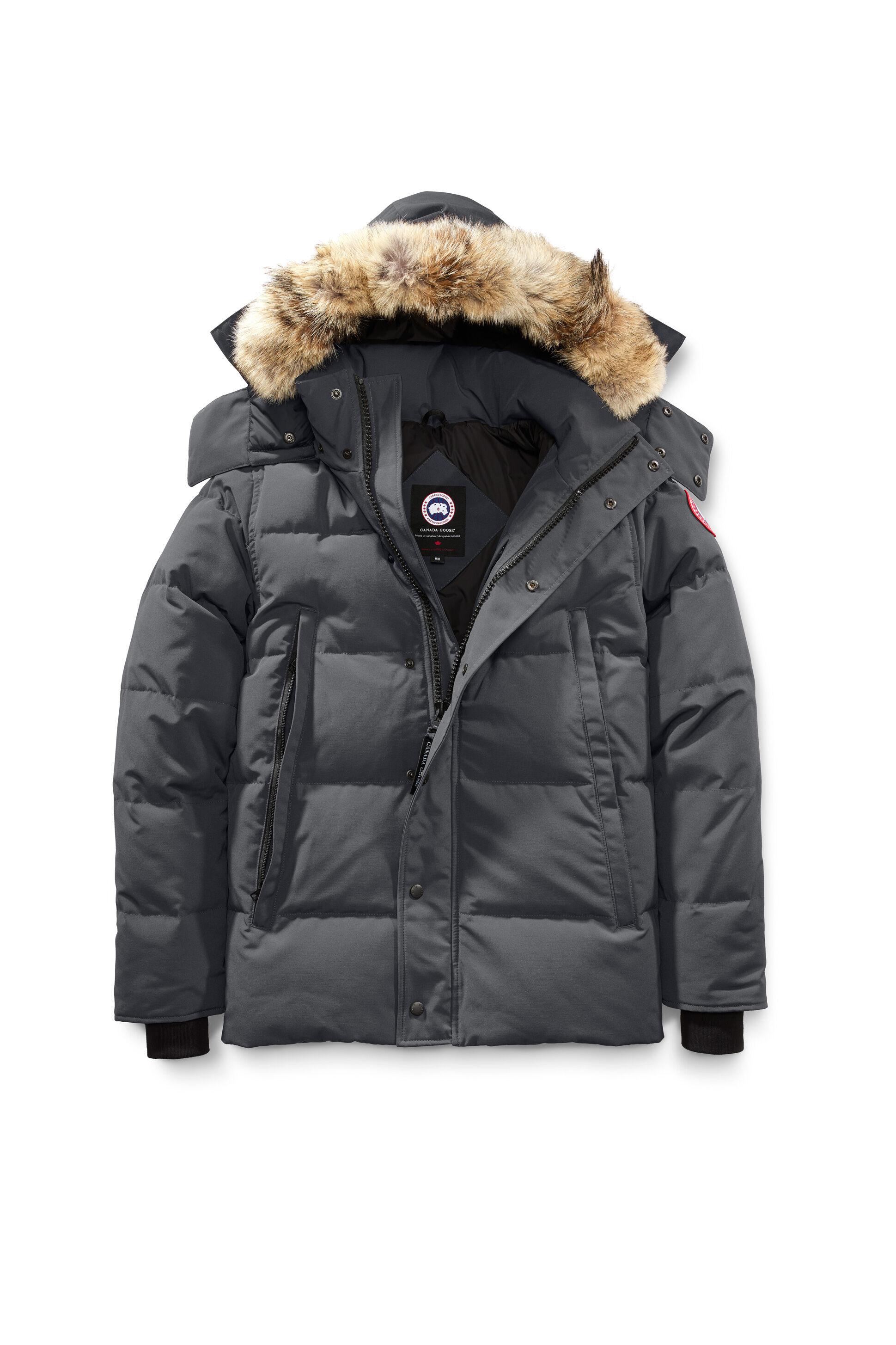 canada goose jacket mens active