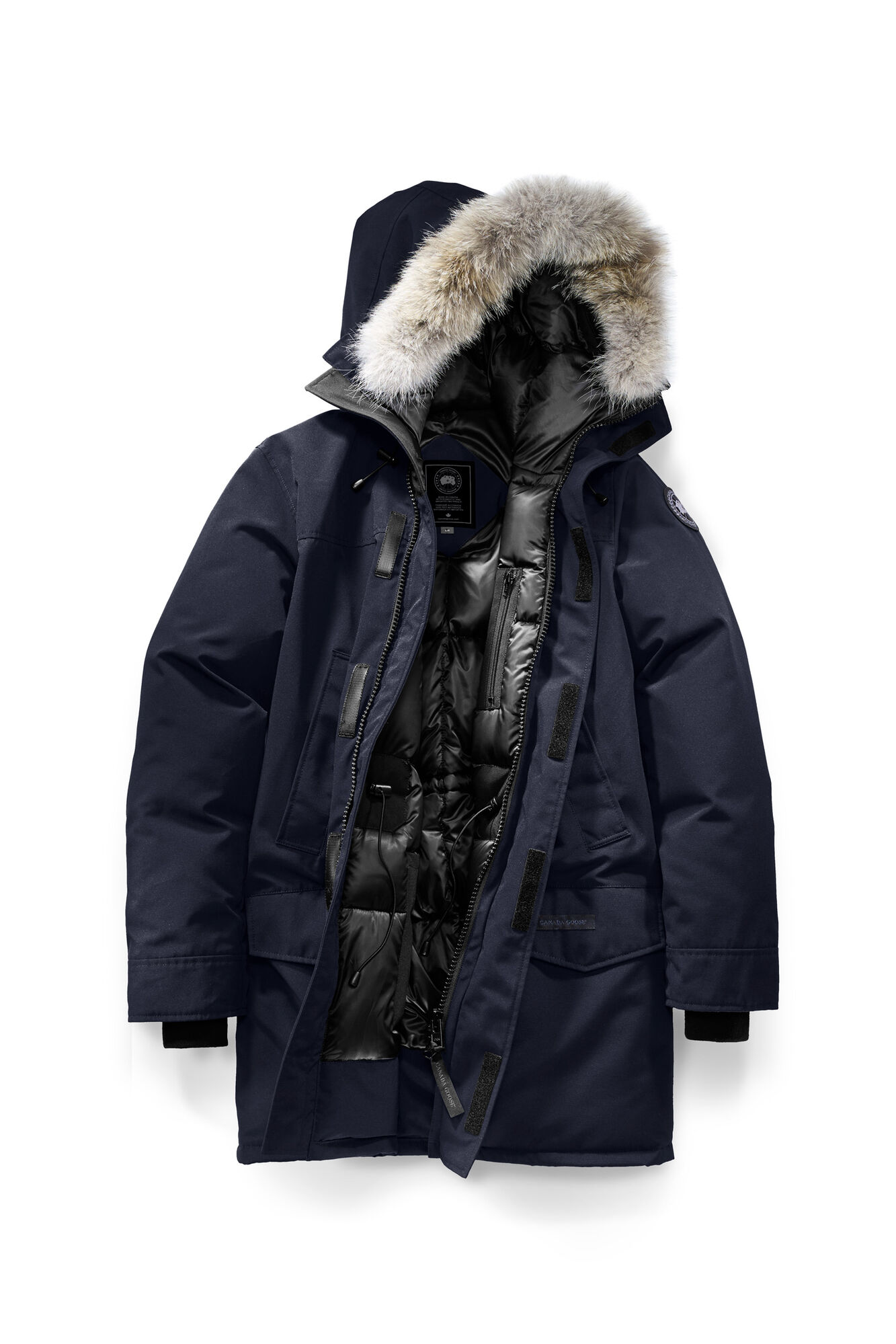 Canada Goose Langford Parka Black Label