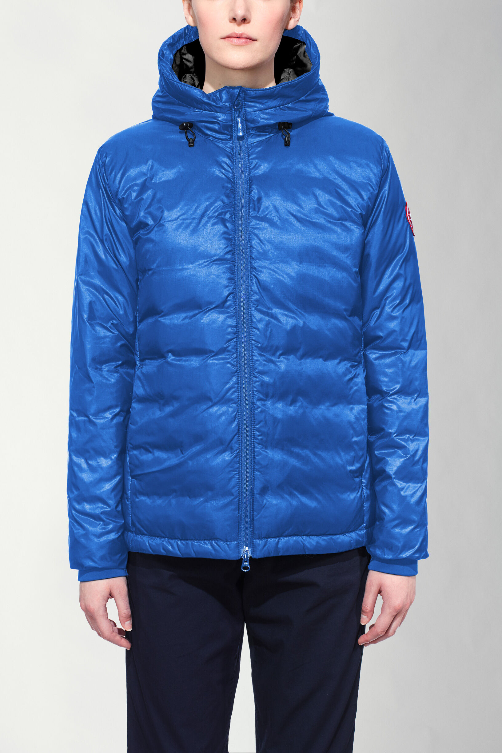 canada goose jacket blue