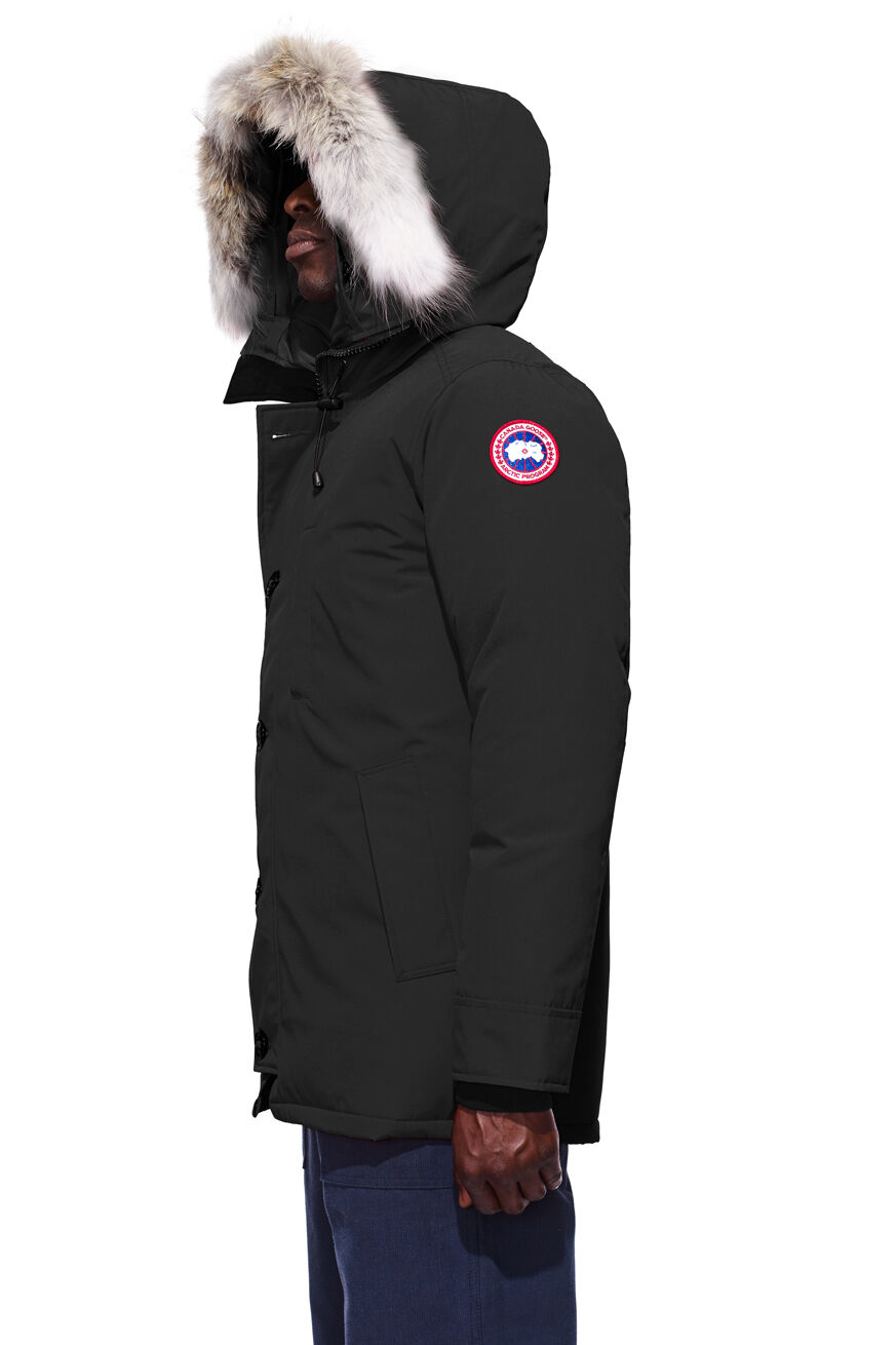 canada goose chateau graphite small