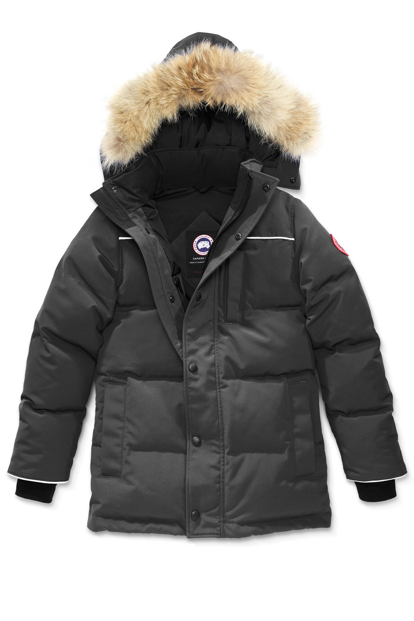 Baby Youth Kids Parkas Outerwear