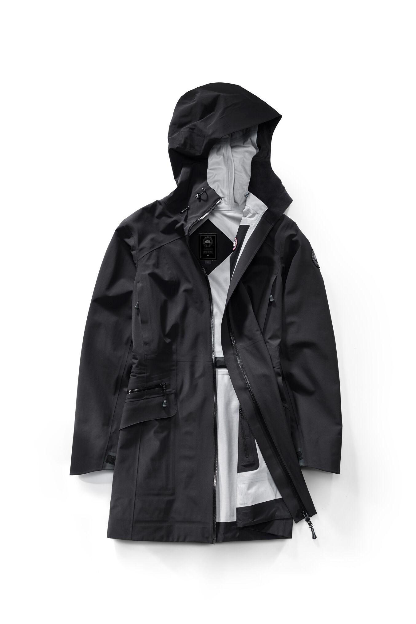 Womens rain jacket canada