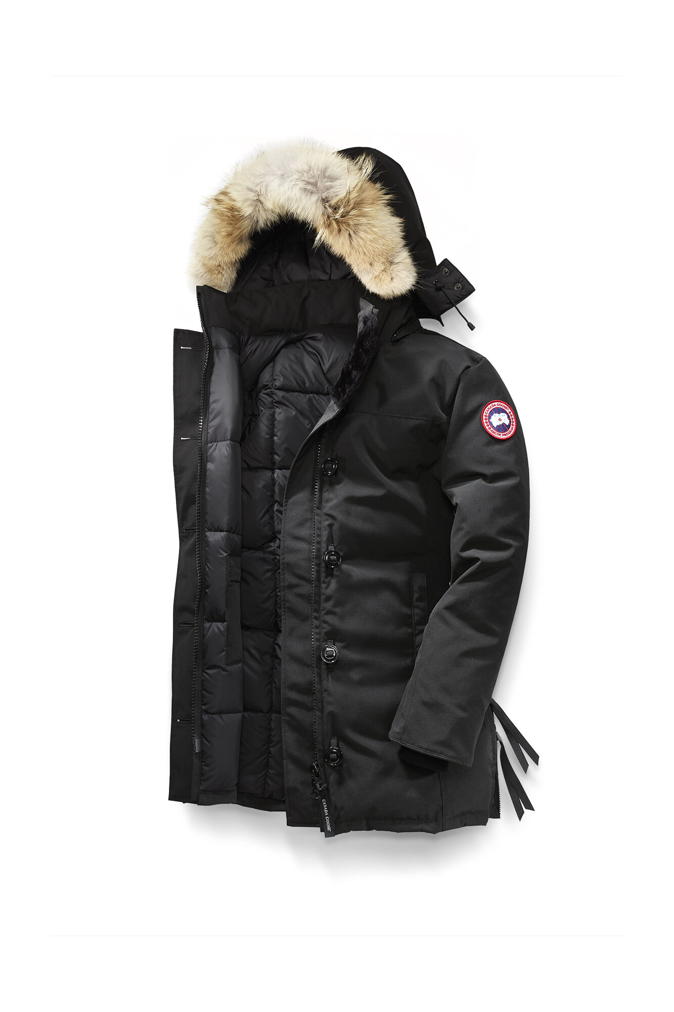 are canada goose products waterproof