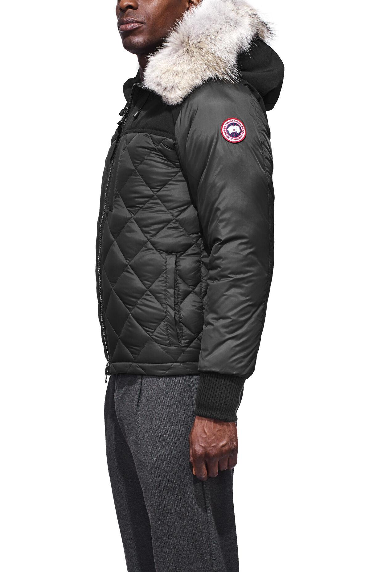 mens coat canada goose