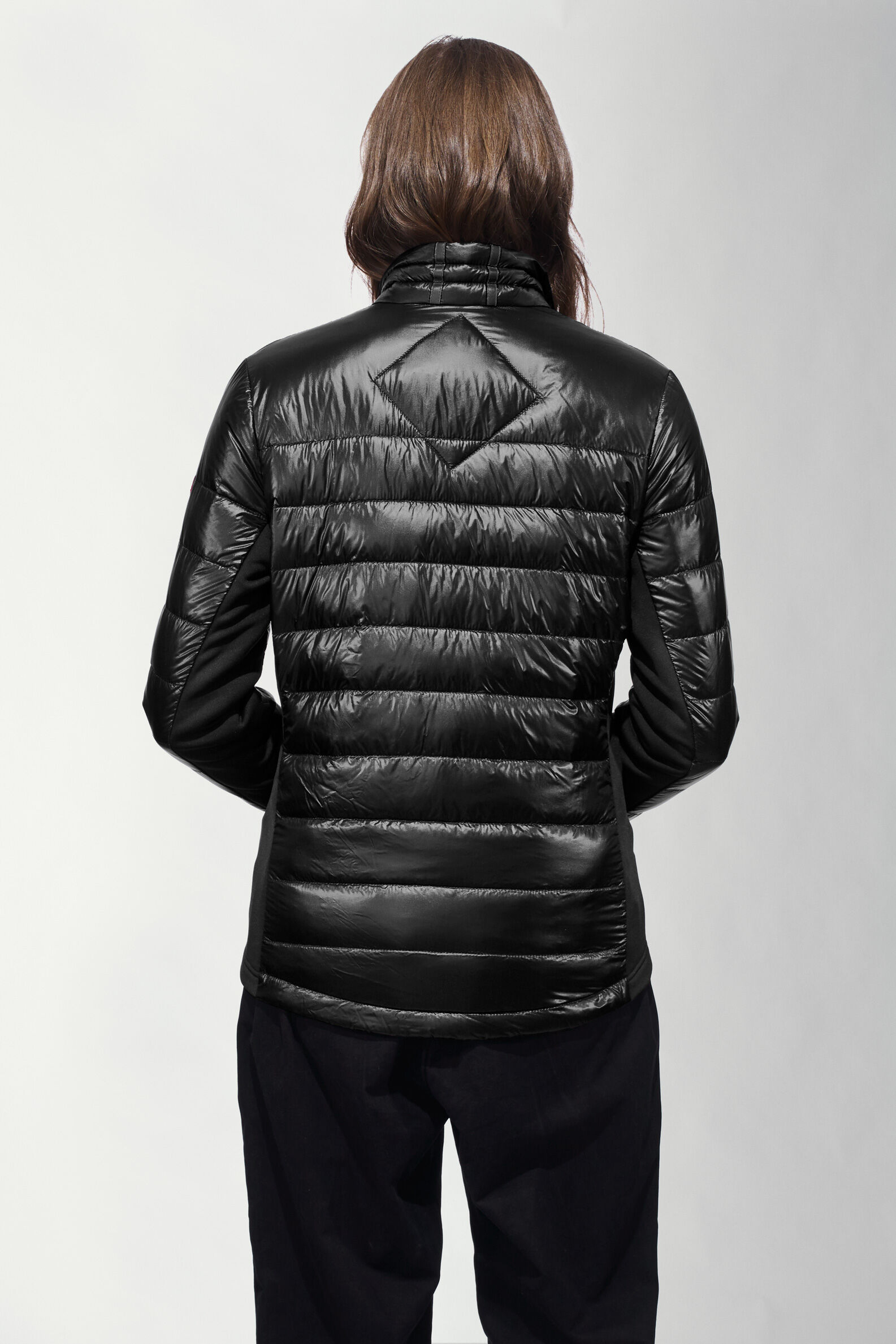 canada goose lite long jacket