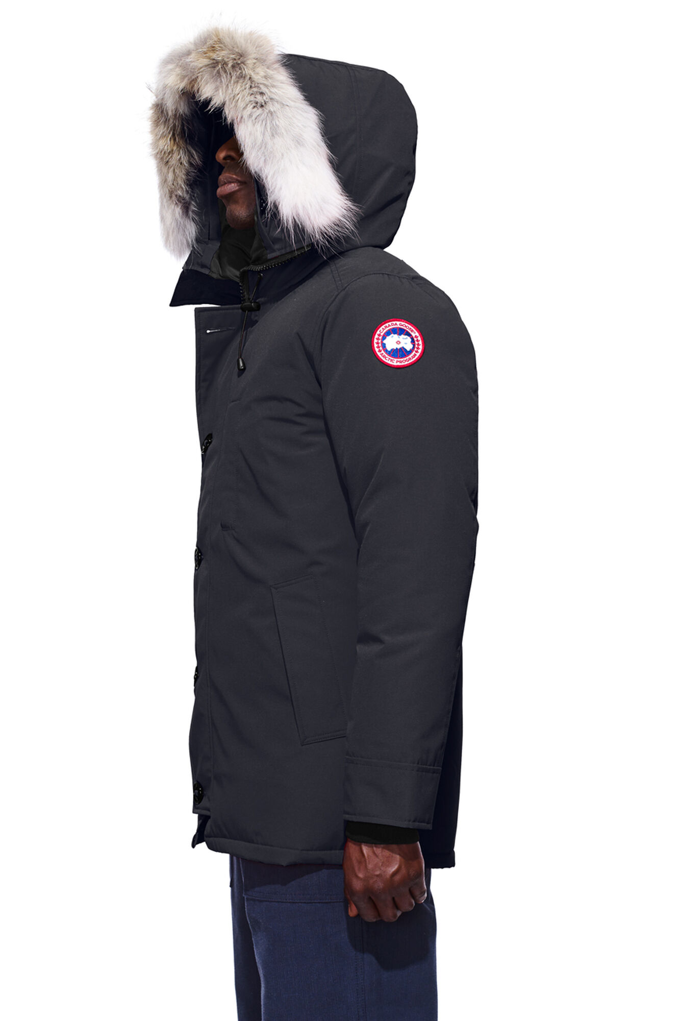 Canada Goose Chateau Parka Groen