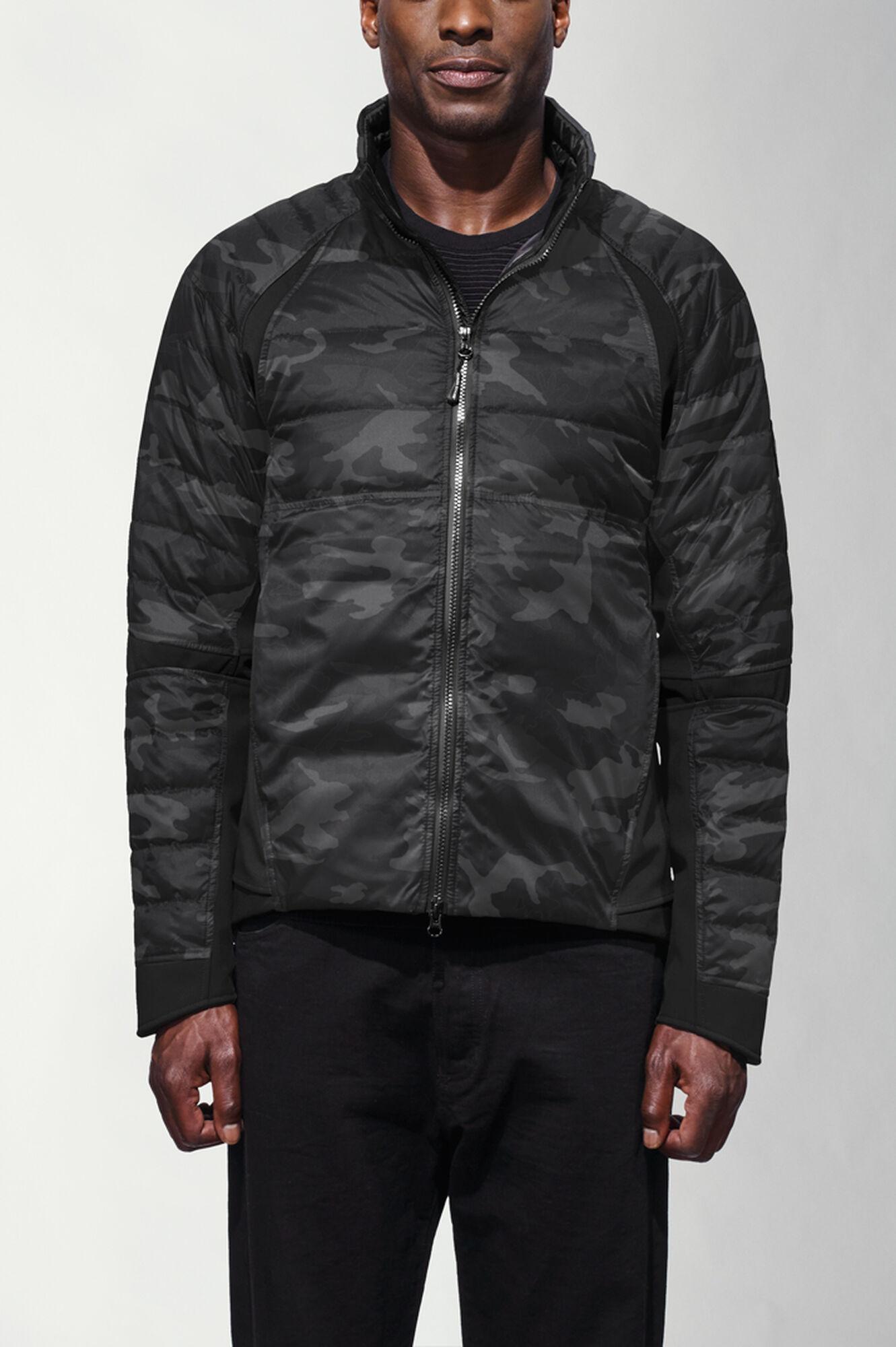 Men's HyBridge Perren Jacket Black Label | Canada Goose®