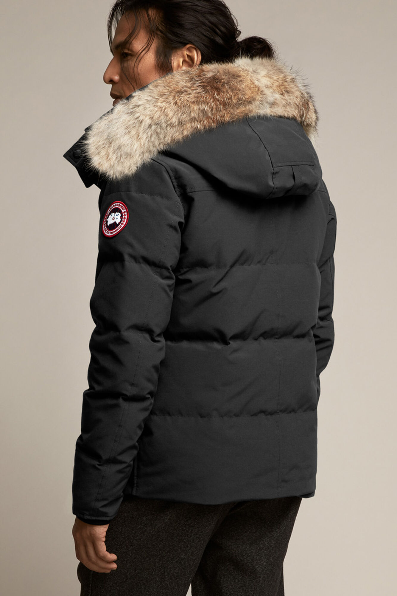 wyndham parka fusion fit canada goose. Black Bedroom Furniture Sets. Home Design Ideas