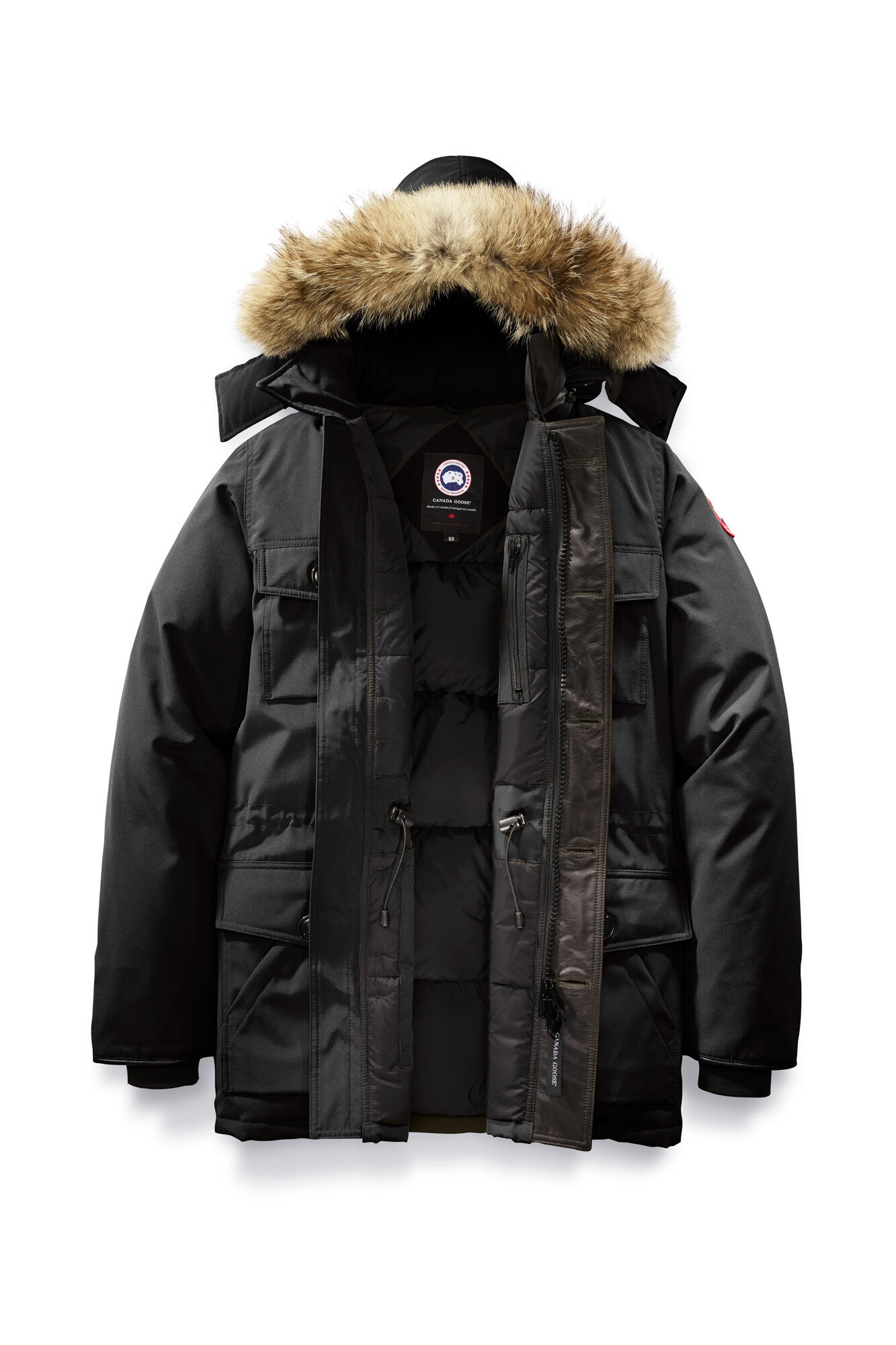 Canada Goose Military Green Parka