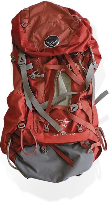 Hiker's Backpack