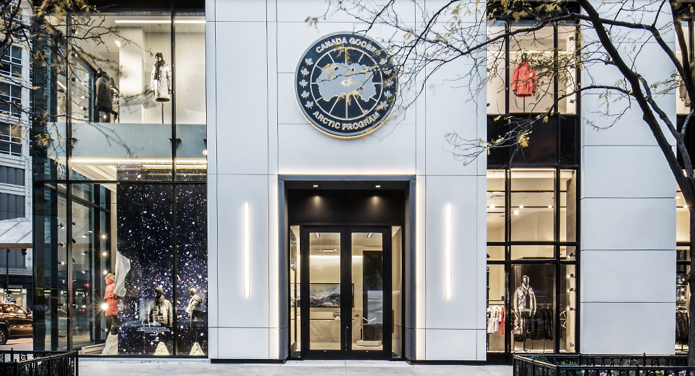 canada goose store chinook
