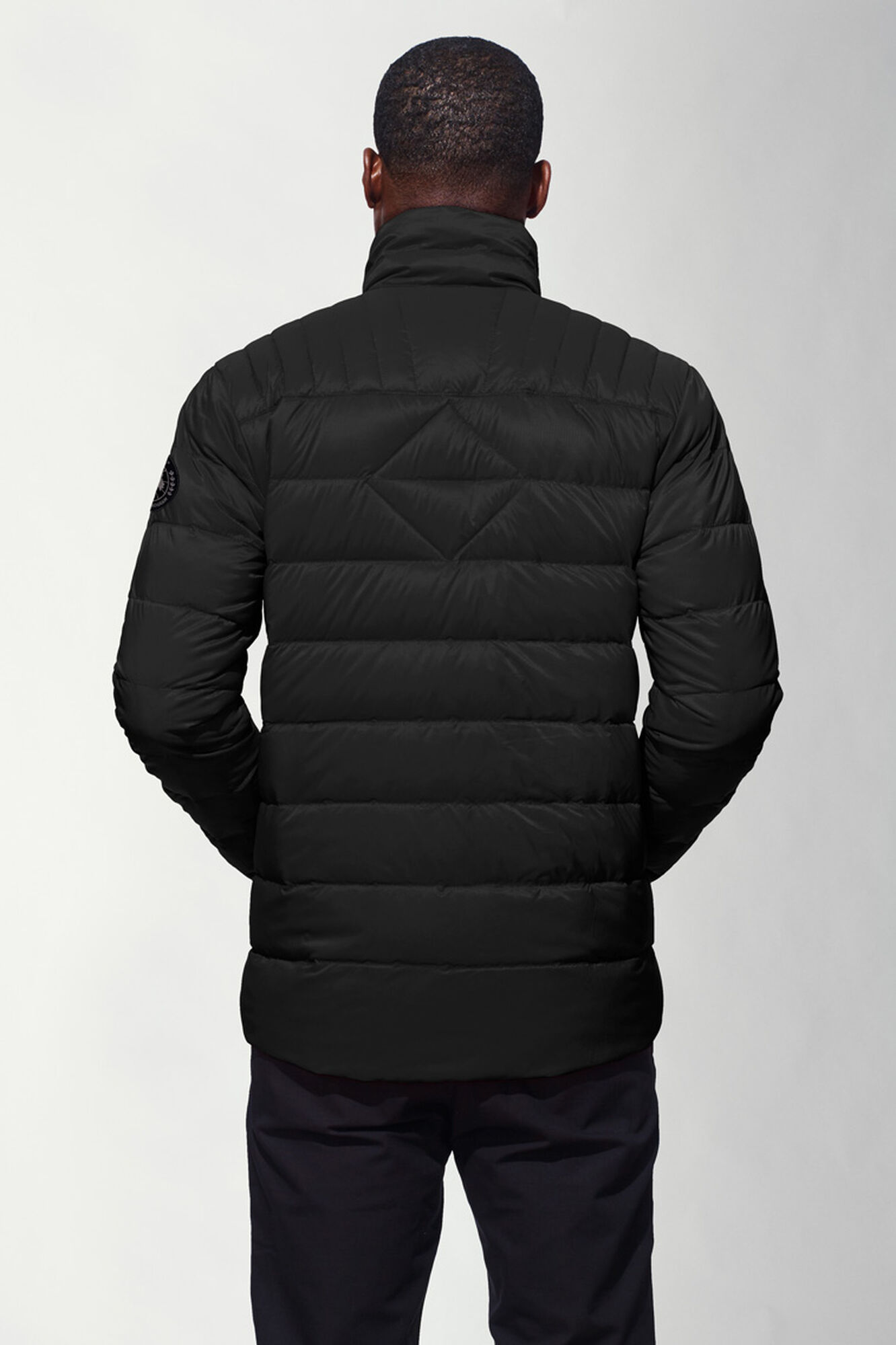 Canada Goose Lodge Down Hoody Black Label Canadagooseclearance
