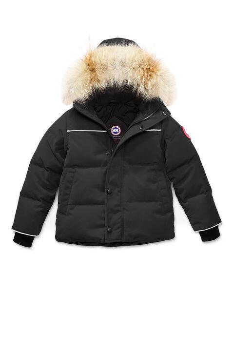 Kid's Snowy Owl Parka | Canada Goose