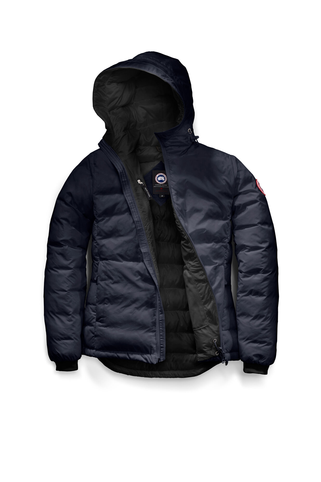 4d99cc3b6084 Canada Goose Womens Camp Down Hooded Jacket