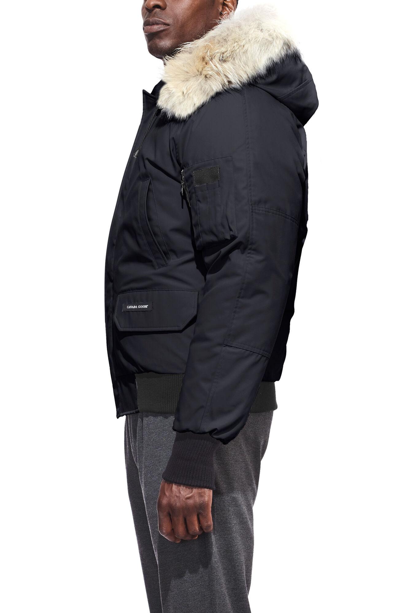 men 39 s arctic program chilliwack bomber canada goose. Black Bedroom Furniture Sets. Home Design Ideas