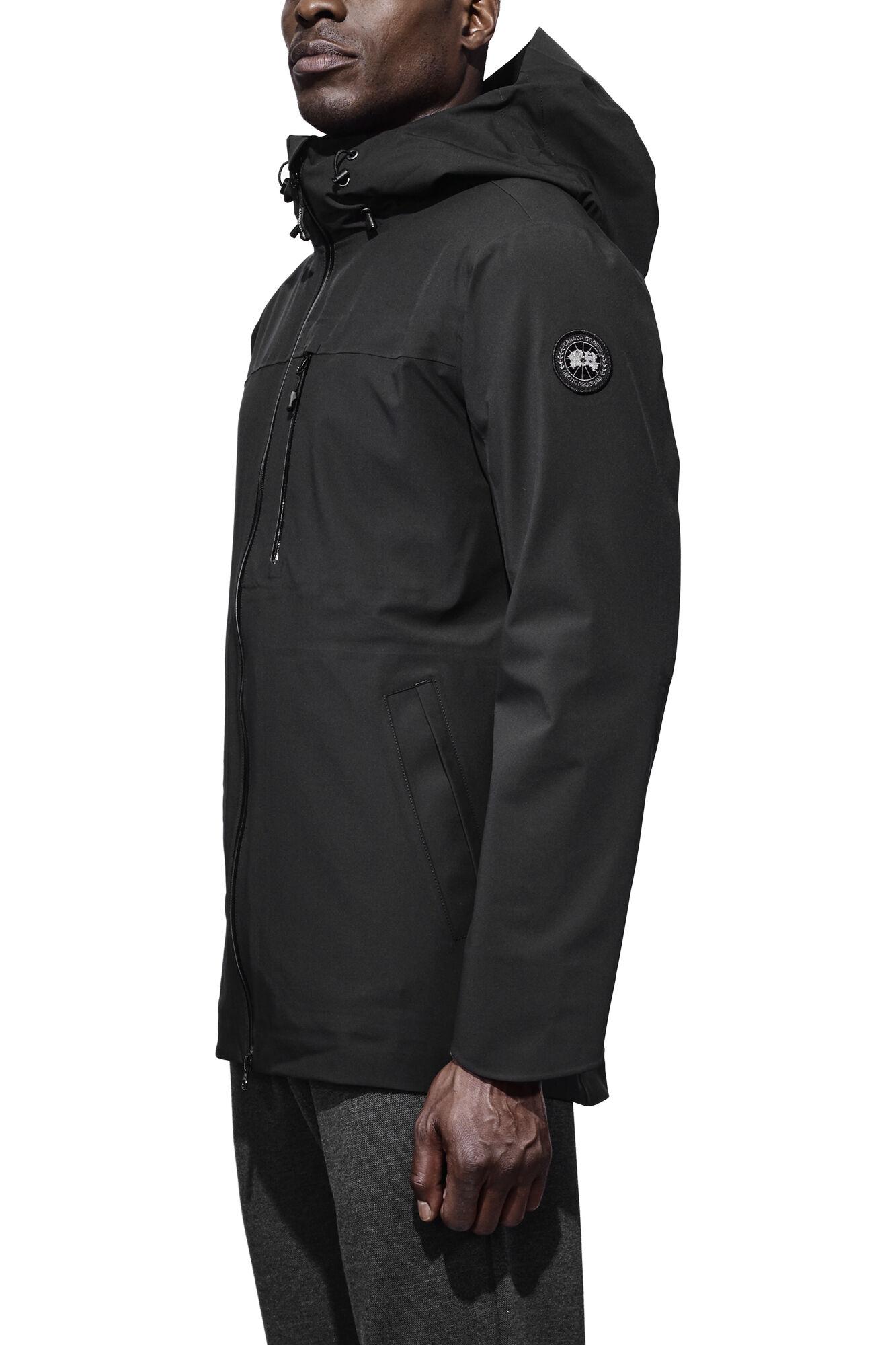 Black label canada goose jackets