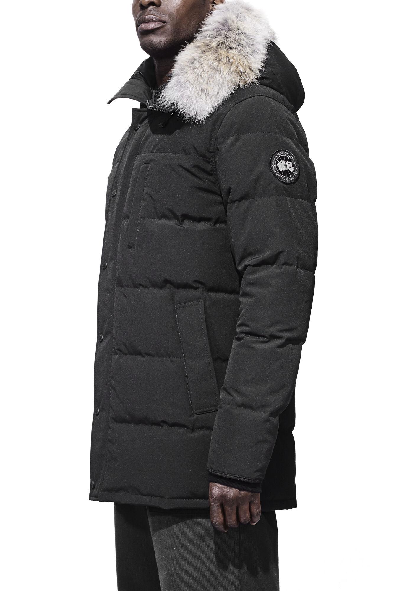 canada goose black label nordstrom