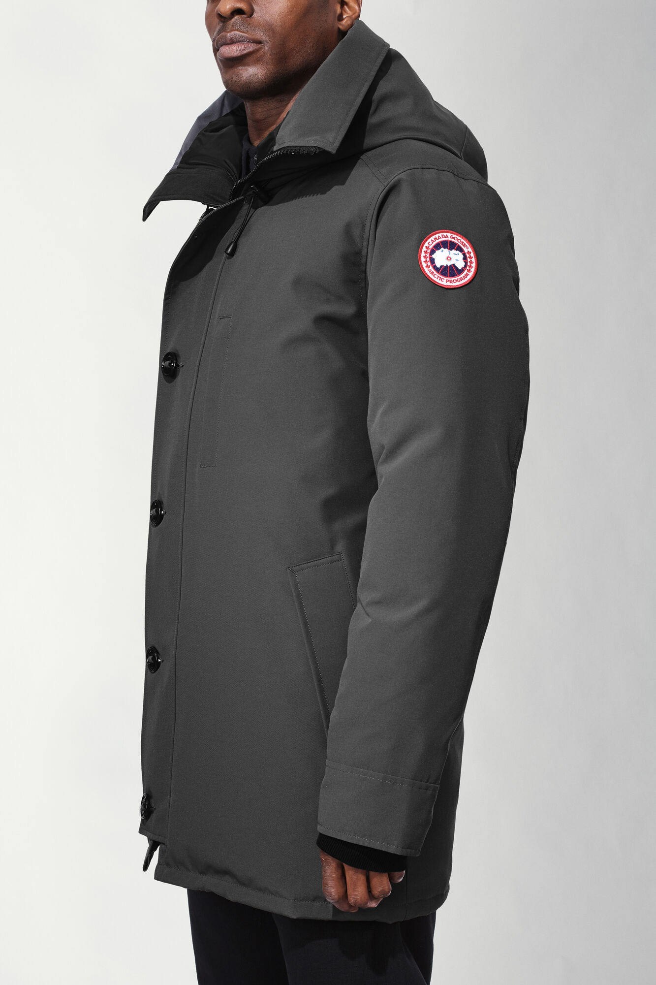 how to dry clean canada goose jacket